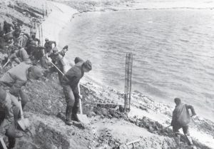 lacul morii in constructie