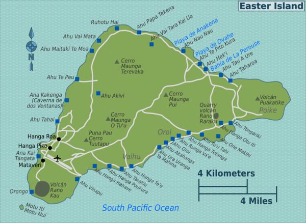 harta insula pastelui