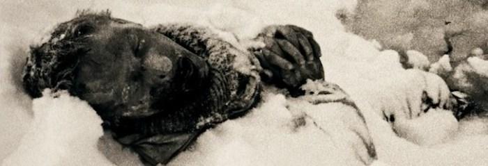 Cadavrul lui Igor Dyatlov