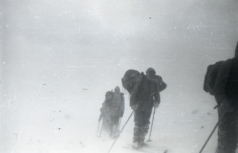 Ultima poza de pe camera membrilor expeditiei Dyatlov