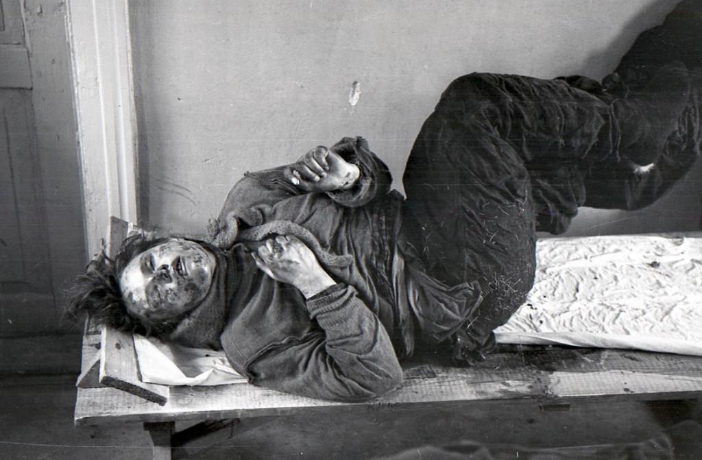 cadavrul Zinaidei Kolmogorova