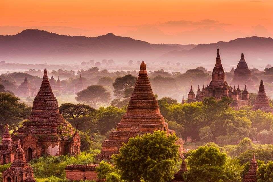 1. Bagan, Myanmar - © Sean Pavone