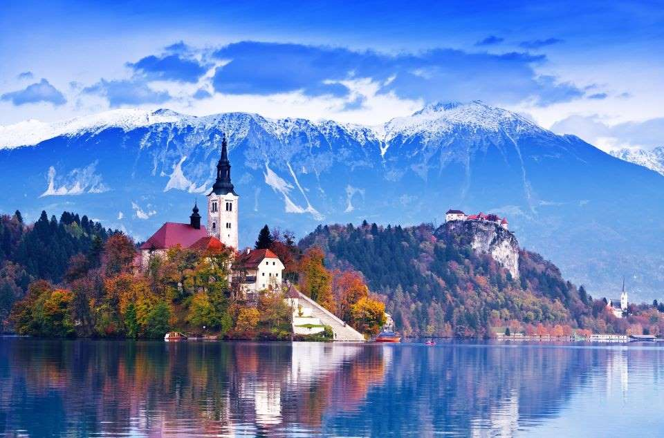 4. Lacul Bled, Slovenia - © fesus