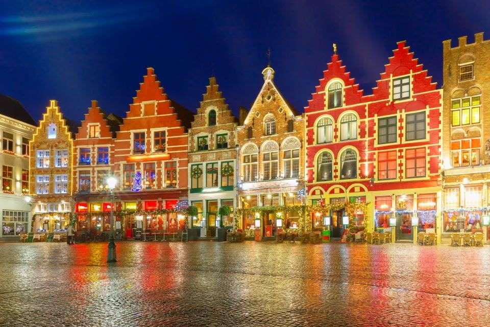 6. Piata Bruges, Belgia - © Volha Kavalenkava