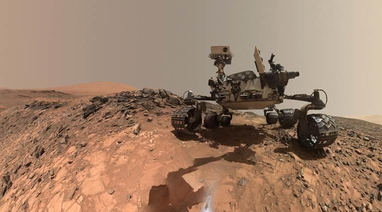 Curiosity pe Marte